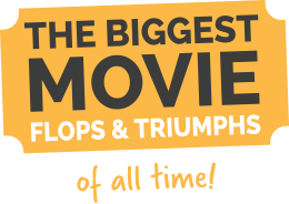 The Biggest Movie Flops and Triumphs of All Time
