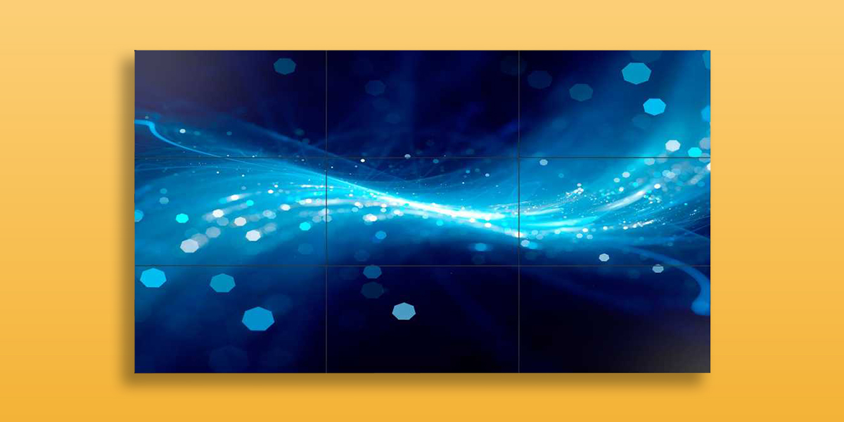 Maximise Visual Impact with a Seamless Video Wall