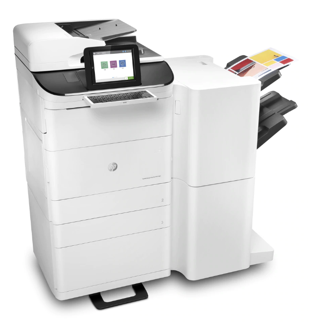 Choose HP's Multifunction Photocopier for Top Speed and Quality