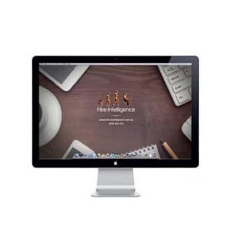 Apple 27 Inch Thunderbolt Display Monitor
